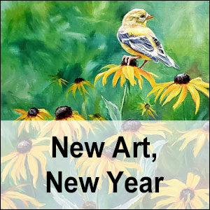 New Art, New Year
