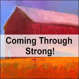 Coming Through Strong!